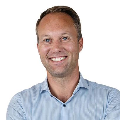 Bart Strijker portret